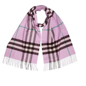 Authentic New with Tag Burberry Scarf